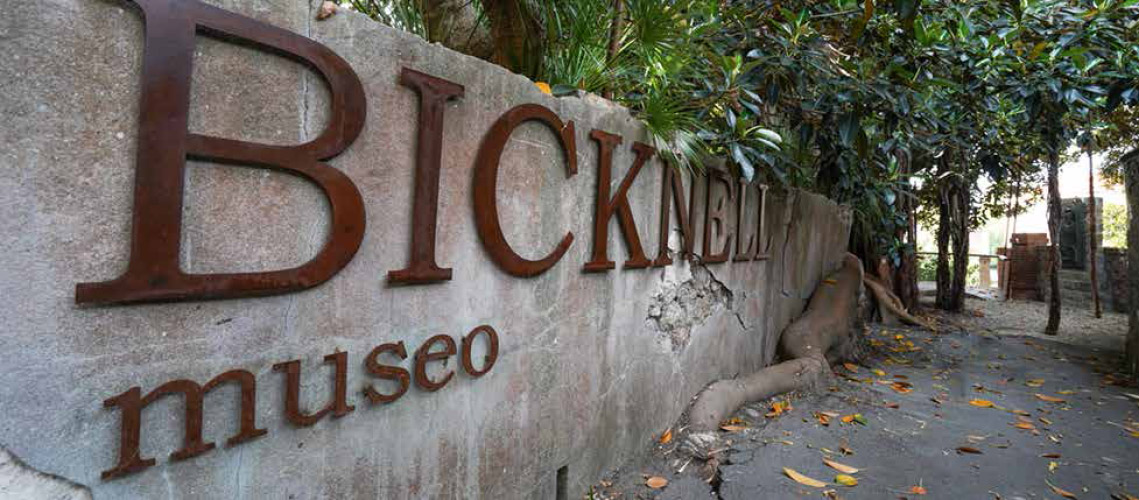 Museo Bicknell esterno